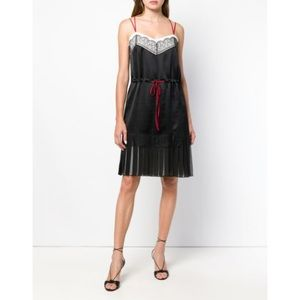 ALBERTA FERRETTI*Lace Cocktail Dress**$2135